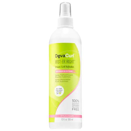 Devacurl Mist-er Right® Dream Curl Refresher 12 oz/ 355 ml