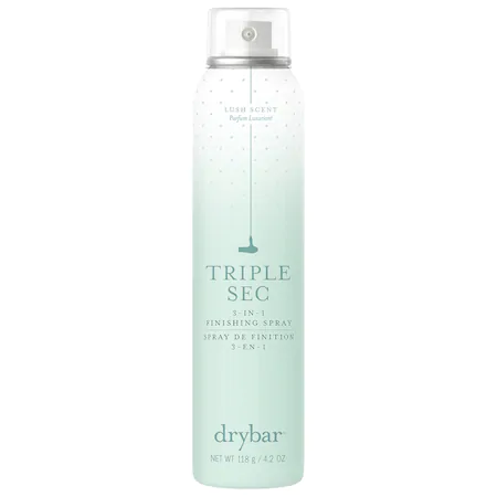 Drybar Triple Sec 3-in-1 Finishing Spray 4.2 oz/ 118 G Lush Scent