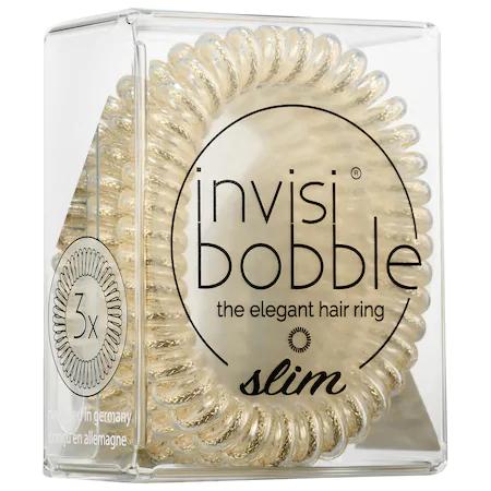 Invisibobble Slim The Elegant Hair Ring Stay Gold