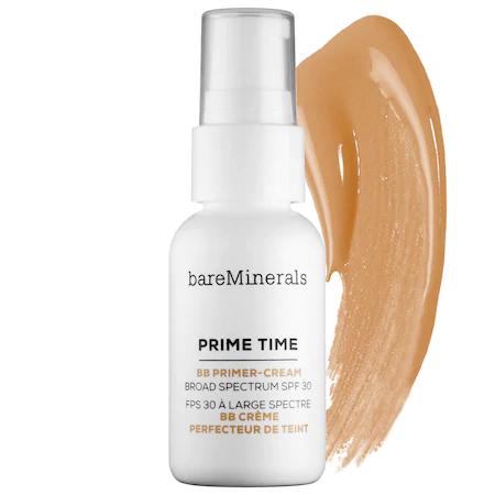 Bareminerals Prime Time™ Bb Tinted Primer Broad Spectrum Spf 30 Medium 1.0 oz