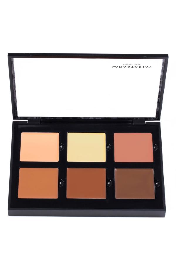 Anastasia Beverly Hills Contour Cream Kit Light To Medium 6 Pans X 0.16 oz/ 4.54 G