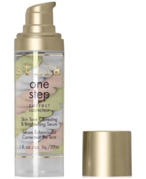 Stila One Step Correct Skin Tone Correcting & Brightening Serum In White