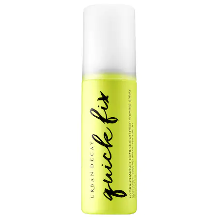 Urban Decay Quick Fix Hydracharged Complexion Prep Priming Spray Standard Size - 4 oz/ 118 ml