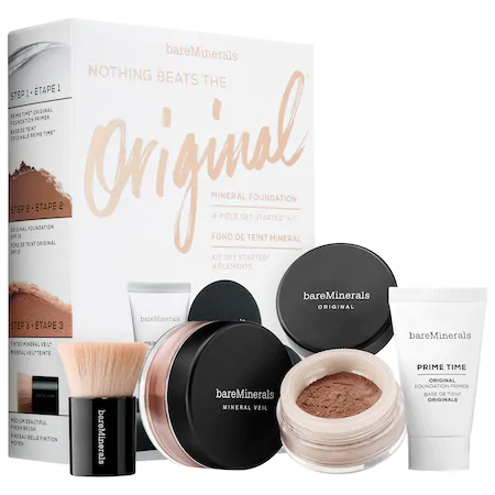 Bareminerals Nothing Beats The Original™ Complexion Kit Neutral Deep 29
