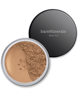 Bareminerals Matte Loose Powder Mineral Foundation Broad Spectrum Spf 15 Tan 19 0.2 oz/ 6 G In Tan 19 - For Tan Skin With Cool Undertones