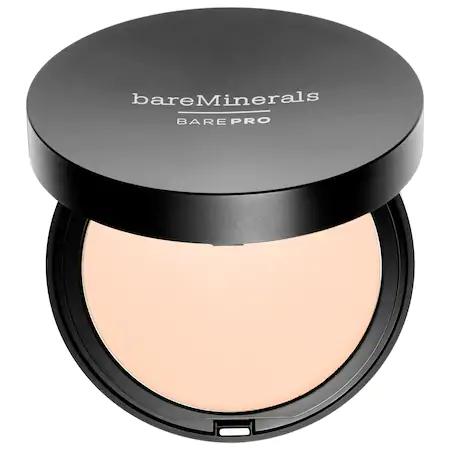 Bareminerals Barepro Performance Wear Powder Foundation Fair 01 0.34 oz/ 10 ml