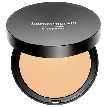Bareminerals Barepro Performance Wear Powder Foundation Golden Ivory 08 0.34 oz/ 10 ml