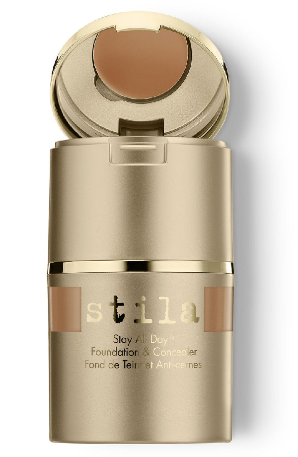 Stila Stay All Day Foundation + Concealer Almond 11 In Stay Ad Found Conc Almond 11