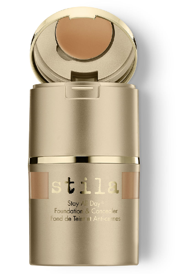 Stila Stay All Day Foundation + Concealer Medium 9 In Stay Ad Found Conc Medium 9