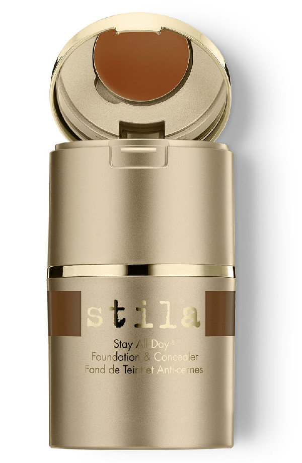 Stila Stay All Day Foundation + Concealer Deep 14 In Stay Ad Found Conc Deep 14
