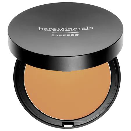 Bareminerals Barepro Performance Wear Powder Foundation Toffee 19 0.34 oz/ 10 ml