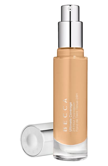 Becca Ultimate Coverage 24 Hour Foundation Buttercup 3w1 1.01 oz/ 30 ml