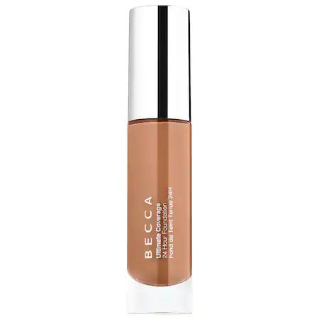 Becca Ultimate Coverage 24 Hour Foundation Amber 5w1 1.01 oz/ 30 ml