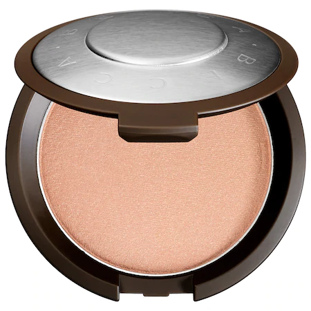 Becca Shimmering Skin Perfector® Pressed Highlighter Champagne Pop 0.28 oz/ 8.5 ml