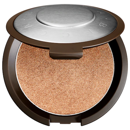 Becca Shimmering Skin Perfector® Pressed Highlighter Chocolate Geode 0.25 oz/ 7 G