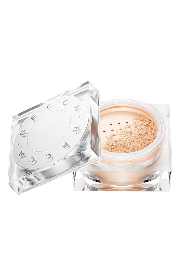 Becca Soft Light Blurring Setting Powder Golden Hour 0.35 oz/ 10 G