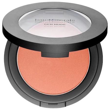 Bareminerals Gen Nude Powder Blush That Peach Tho 0.21 oz/ 3.7 ml