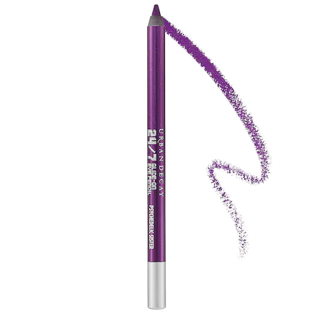 Urban Decay 24/7 Glide-on Eye Pencil Psychedelic Sister 0.04 oz/ 1.2 G