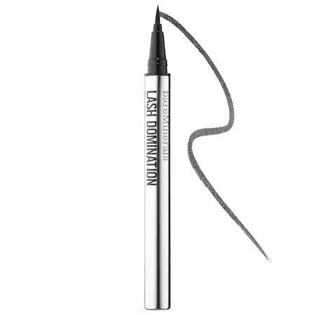 Bareminerals Lash Domination® Liquid Eyeliner Intense Black 0.02 oz/ 0.6 ml