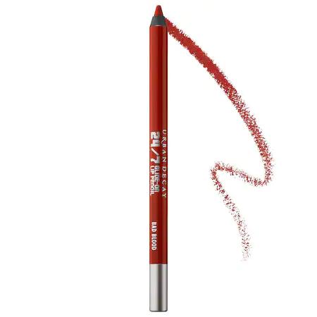 Urban Decay 24/7 Glide-on Lip Pencil Bad Blood 0.04 oz/ 1.2 G