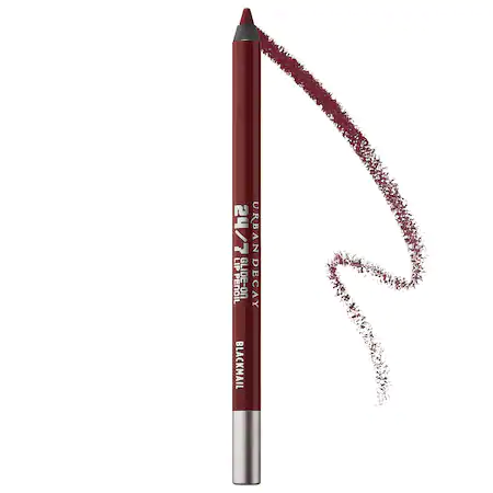 Urban Decay 24/7 Glide-on Lip Pencil Blackmail 0.04 oz/ 1.2 G