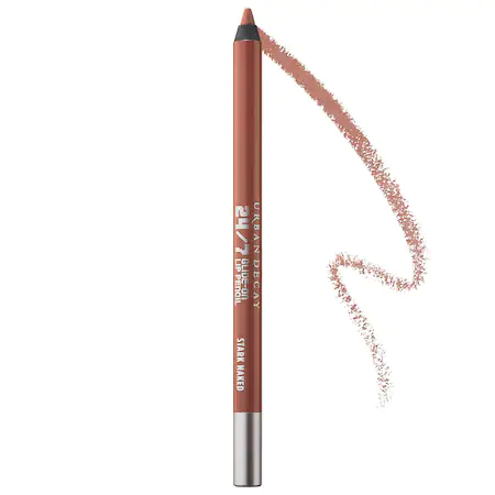 Urban Decay 24/7 Glide-on Lip Pencil Stark Naked 0.04 oz/ 1.2 G