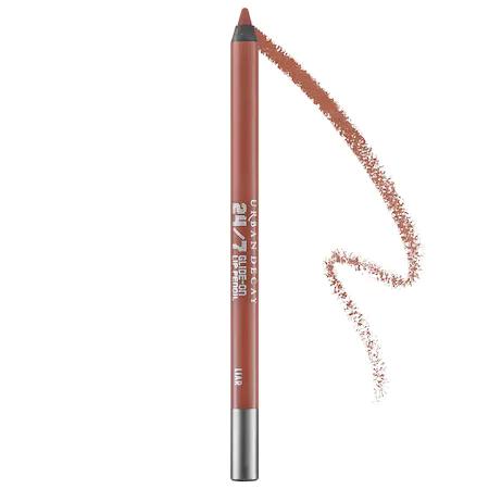 Urban Decay 24/7 Glide-on Lip Pencil Liar 0.04 oz/ 1.2 G