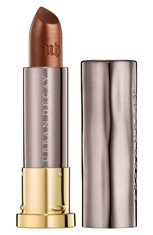 Urban Decay Vice Lipstick Conspiracy 0.11 oz/ 3.25 ml In Conspiracy (m)