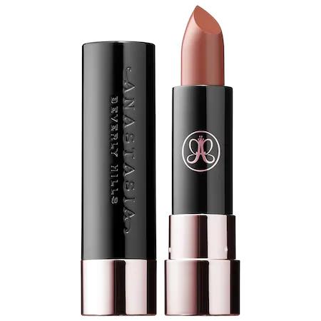 Anastasia Beverly Hills Matte Lipstick Cool Brown .12 oz/ 3.5 G