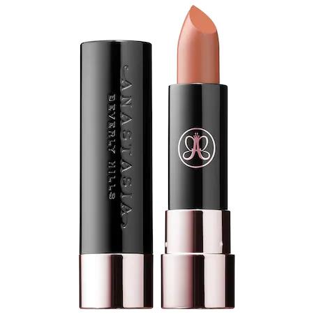 Anastasia Beverly Hills Matte Lipstick Peachy .12 oz/ 3.5 G