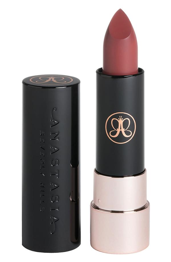 Anastasia Beverly Hills Matte Lipstick Rum Punch 12 Oz 3 5 G Modesens