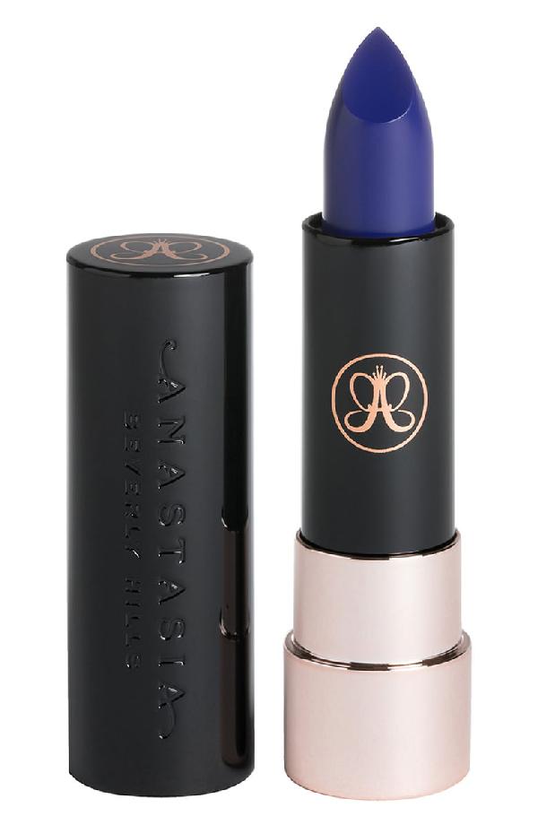 Anastasia Beverly Hills Matte Lipstick Cobalt .12 oz/ 3.5 G