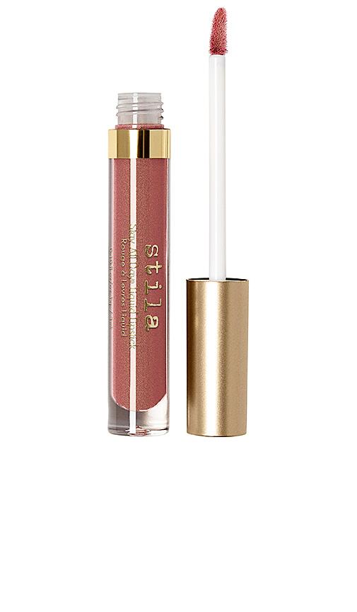 Stila Stay All Day® Liquid Lipstick Miele Shimmer 0.10 oz/ 3 ml