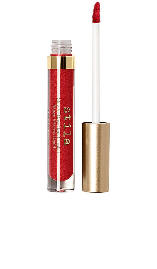 Stila Stay All Day® Liquid Lipstick Beso Shimmer 0.10 oz/ 3 ml