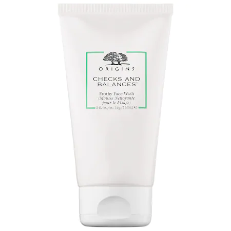 Origins Checks And Balances™ Frothy Face Wash 5 oz/ 150 ml In White