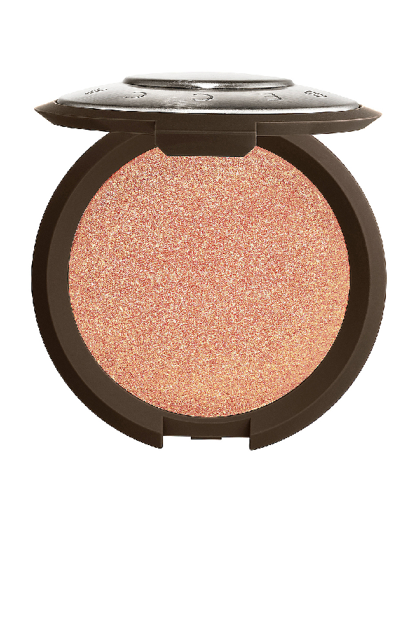 Becca Cosmetics Shimmering Skin Perfector® Pressed Highlighter Mini Rose Gold 0.085 oz/ 2.40 G