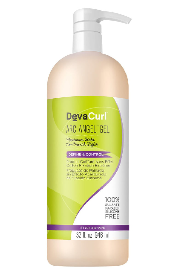 Devacurl Arc Angel Maximum Hold No-crunch Styler, 12 oz