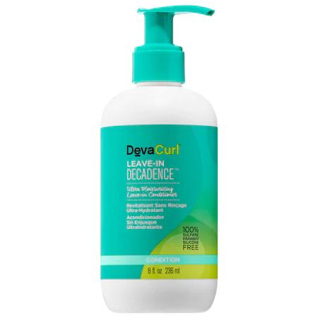 Devacurl Leave-in Decadence™ Ultra Moisturizing Leave-in Conditioner 8 oz/ 236 ml