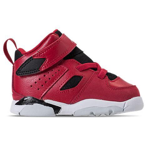 sports shoes 7383a f0706 Boys' Toddler Air Jordan Flight Club '91 Basketball Shoes, Red
