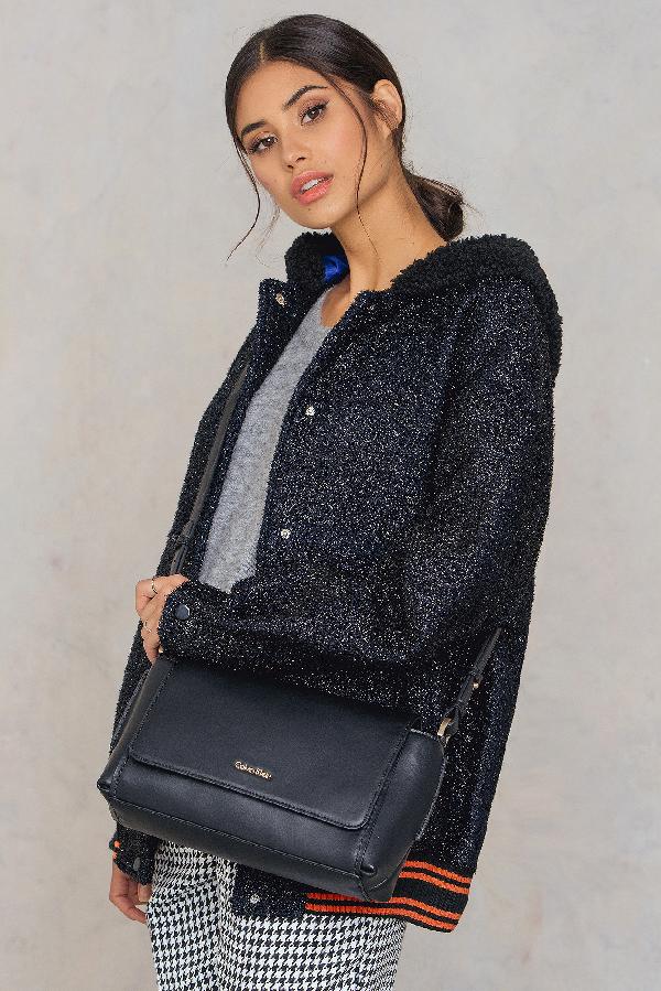 90fe2f95e2 Calvin Klein Chrissy Crossbody Bag - Black | ModeSens