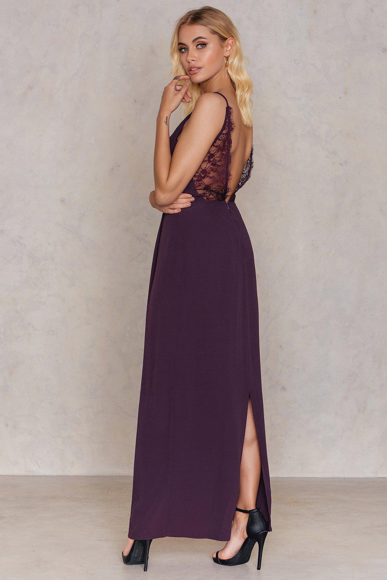 b6429507915c0c Samsoe   Samsoe Ginni L Dress - Purple