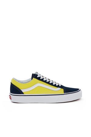 Vans Old Skool Sneaker In Suede/Canvas