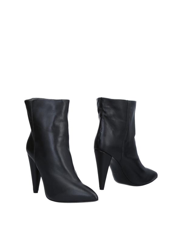 Erika Cavallini Ankle Boot In Black