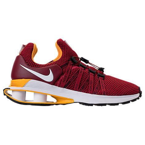 separation shoes 38073 ea523 Nike Men s Shox Gravity Casual Sneakers From Finish Line In Red