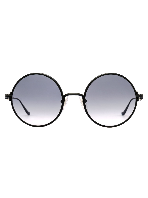 05cbdb38e810 Chrome Hearts Ovaryeasy Glasses In Mbk P