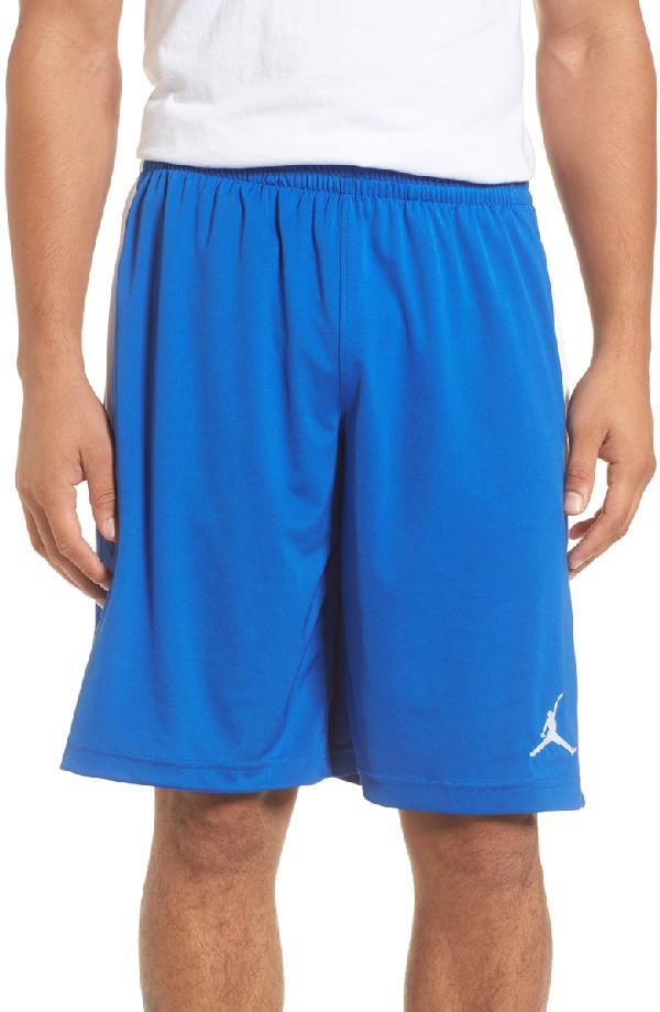 d274bcb6095 Nike 23 Alpha Dry Knit Shorts In Game Royal/ White | ModeSens