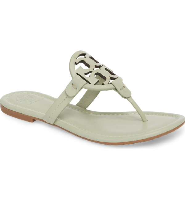 54768c8e2b0036 A foam-cushioned footbed makes it a comfortable choice for long summertime  days. Style Name  Tory Burch  Miller  Flip Flop ...