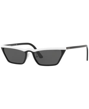 9e99918299ab0 Prada Slim Acetate Cat-Eye Sunglasses