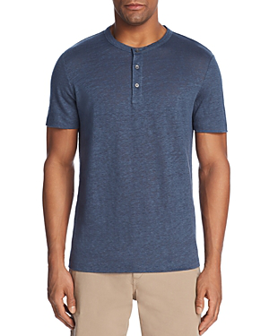 2fdb991f799 Theory Essential Short Sleeve Henley - 100% Exclusive In Hydro ...