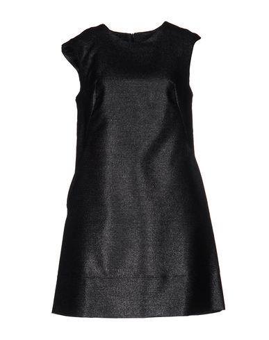 Marni Short Dress In Black